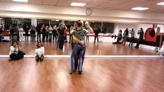 Kizomba Isabelle and Felicien *Mae Preta - DJ Dias Rodrigues*