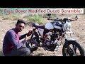 Modified Ducati Scrambler | BSB VLOGS