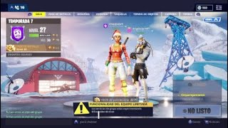 VICTORIA MAGISTRAL WITH *Skin Special Operations Punch*!! - Fortnite