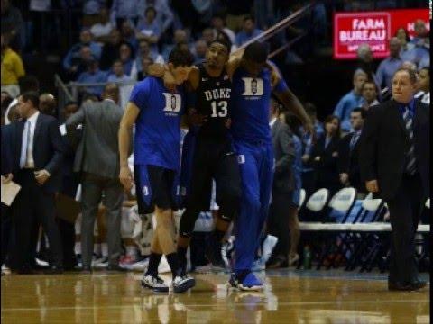 CHOPPED DOWN: Duke men's basketball suffers first ...