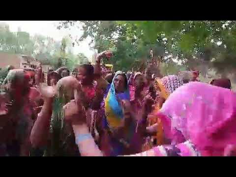 Durga pooja dance Sonahi Pratapgarh Uttar Pradesh(2)