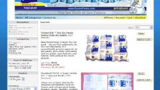 dry ice, techni ice, ice packs, buy dry ice