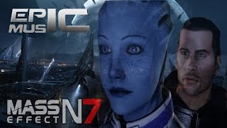 Mass Effect Trilogy Tribute - The End of the Tour (Epic Music)