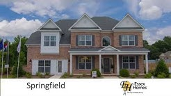 The Springfield by Essex Homes