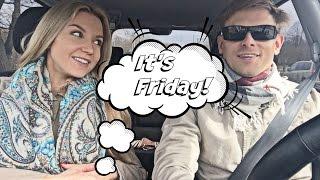 #29 Влог! Пятница - Мы сделали блины! Болталка!