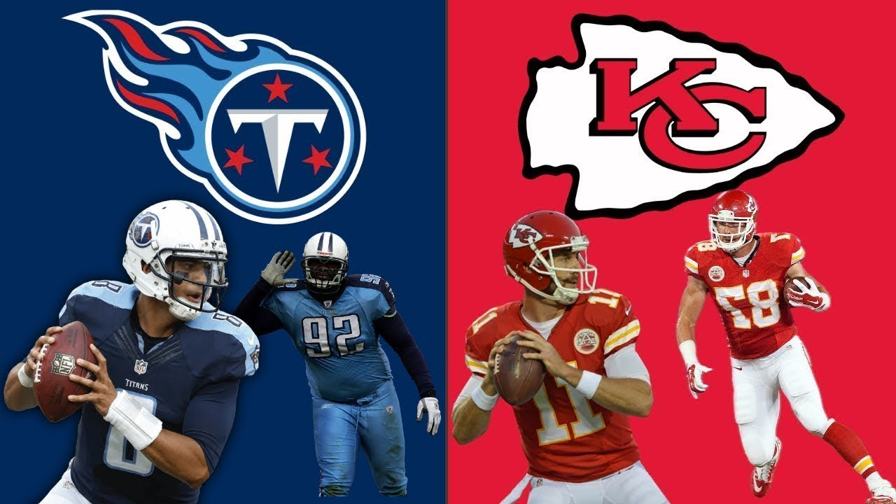 How to Watch Titans vs. Chiefs Without Cable