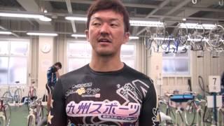 中川誠一郎(37)が笑顔で一予12Rを制す。2大会連続出場だったリ...