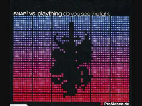 01. Snap! vs. Plaything - Do You See The Light (Radio Mix)