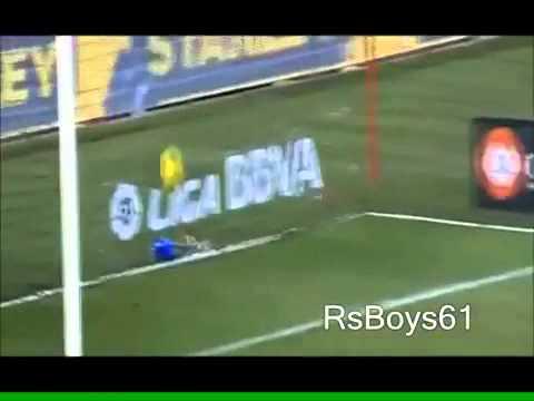 Sergio Agero Skills and Goals 2012