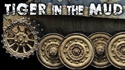 Let's Make The Tiger MUDDY! | Tiger 1 Gruppe Fehrmann | Rye Field Model 1/35