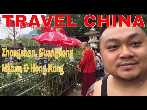 Travel CHINA | Zhongshan, Guangdong | Macau | Hong Kong
