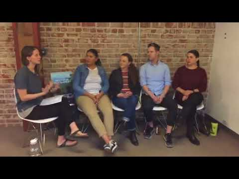 Youth Leadership Panel 2018
