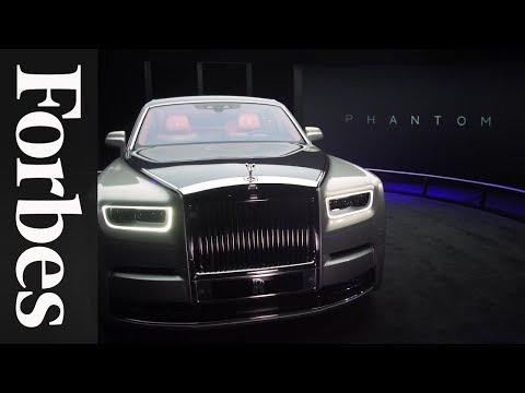 Rolls Royce Phantom VIII: Reinventing A Super-Luxury Icon | Forbes