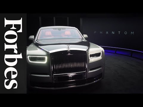 Rolls Royce Phantom VIII: Reinventing A Super-Luxury Icon   Forbes