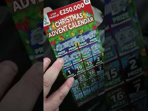 Scratch card 2019 almost full card ..excuse the language