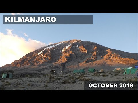 Mount Kilimanjaro, October 2019 (Full Version)