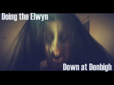 Doing the Elwyn Down in Denbigh
