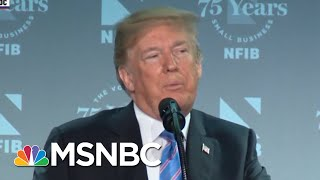 AP: Donald Trump Officials Sending Migrant Babies To Texas Facilities | The 11th Hour | MSNBC