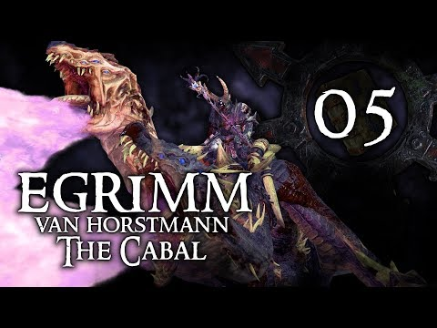 CHAOS IN BRETONNIA! | CHAOS - THE CABAL (CTT) | Total War: Warhammer 2 #5