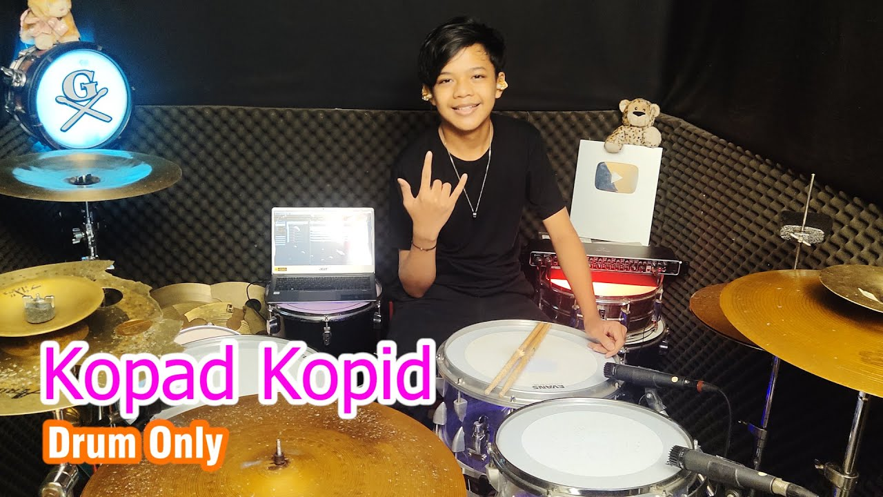 (Drum Only) Kopad Kopid