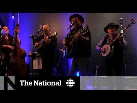 CBC News: The National: The Alberta band spreading the pro-pipeline message through music