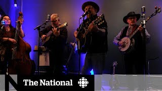 The Alberta band spreading the pro-pipeline message through music