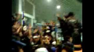 Pyro Show Ultras Persib di gbla SvB33