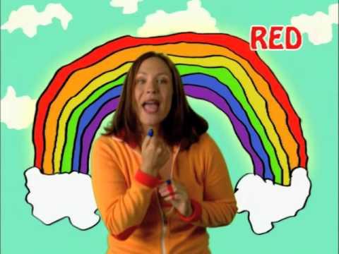 Rainbow Song, ASL