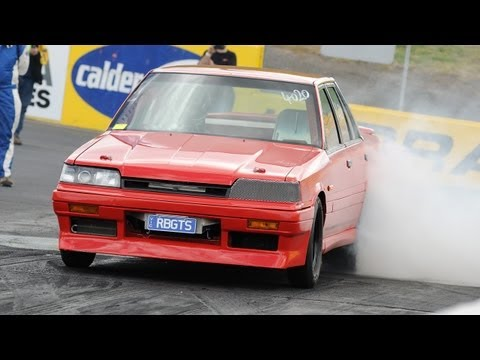 Australia's quickest R31 Skyline? ~ SEARS Automotive