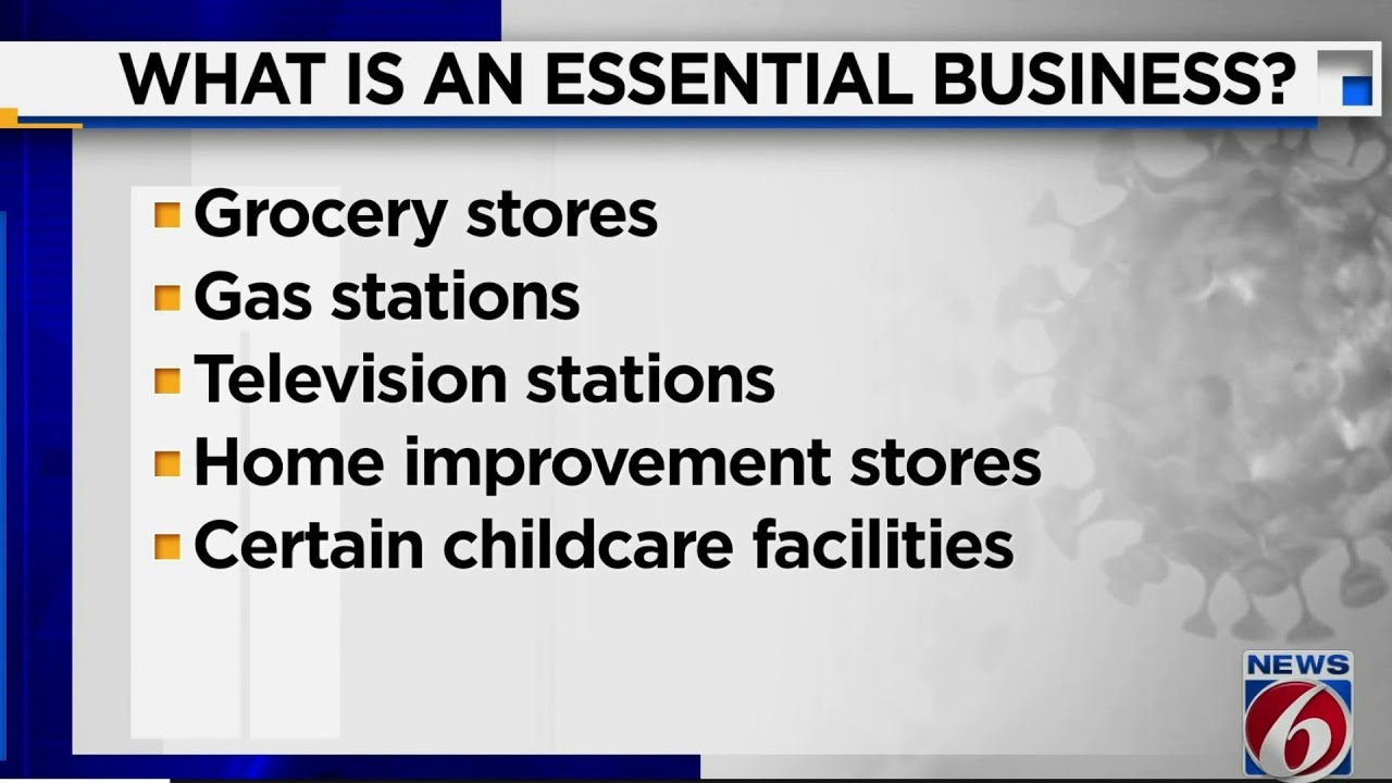 These businesses are considered essential under Florida's stay-at ...