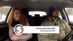 Suomen pisimmät treffit - maanantaisin 20.00