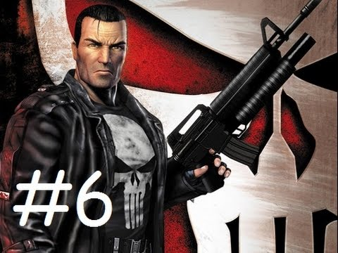 The Punisher: Mission 6 - Gnucci Estate