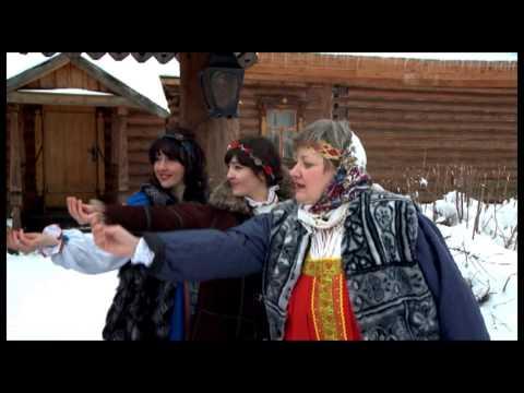 Свадьба в русском стиле в Сергиевой Заводи