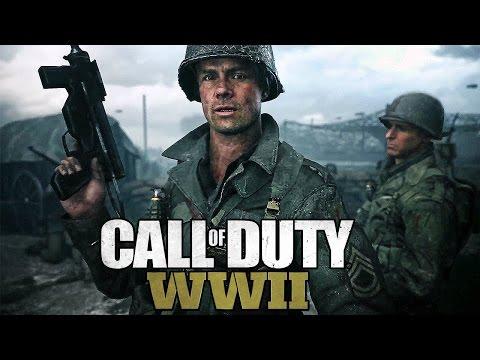 Call Of Duty: World War II - Reveal Trailer @ 1080p (60ᶠᵖˢ) HD ✔