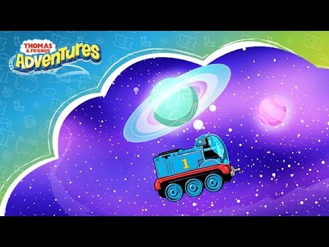 Thomas & Friends Indonesia: Thomas Adventures - Misi di Planet Mars