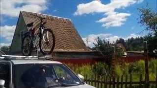 видео Багажник На Авто Для Велосипедов