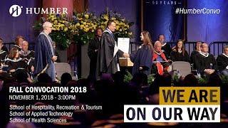 Humber Convocation (Ceremony 2)