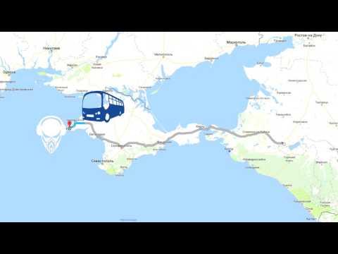 автобус на Пиратскую Станцию из Краснодара и обратно