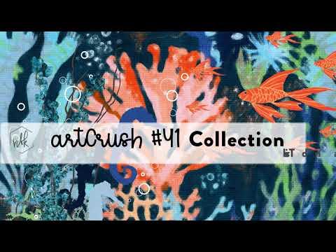 Unpacking artCrush #41