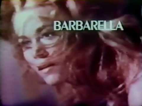 Trailer do filme Barbarella
