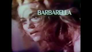 Barbarella 1968 TV trailer
