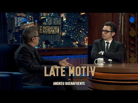 LATE MOTIV - Berto Romero. 'Fenómenos extraños'  | #LateMotiv374
