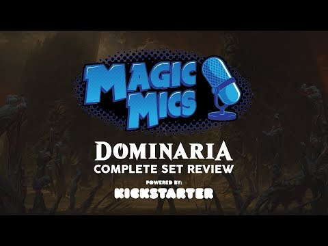 Dominaria Complete Set Review - Black