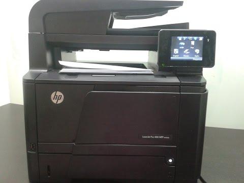 como reparar impresora hp laserjet  pro 400 MFP(error 49)