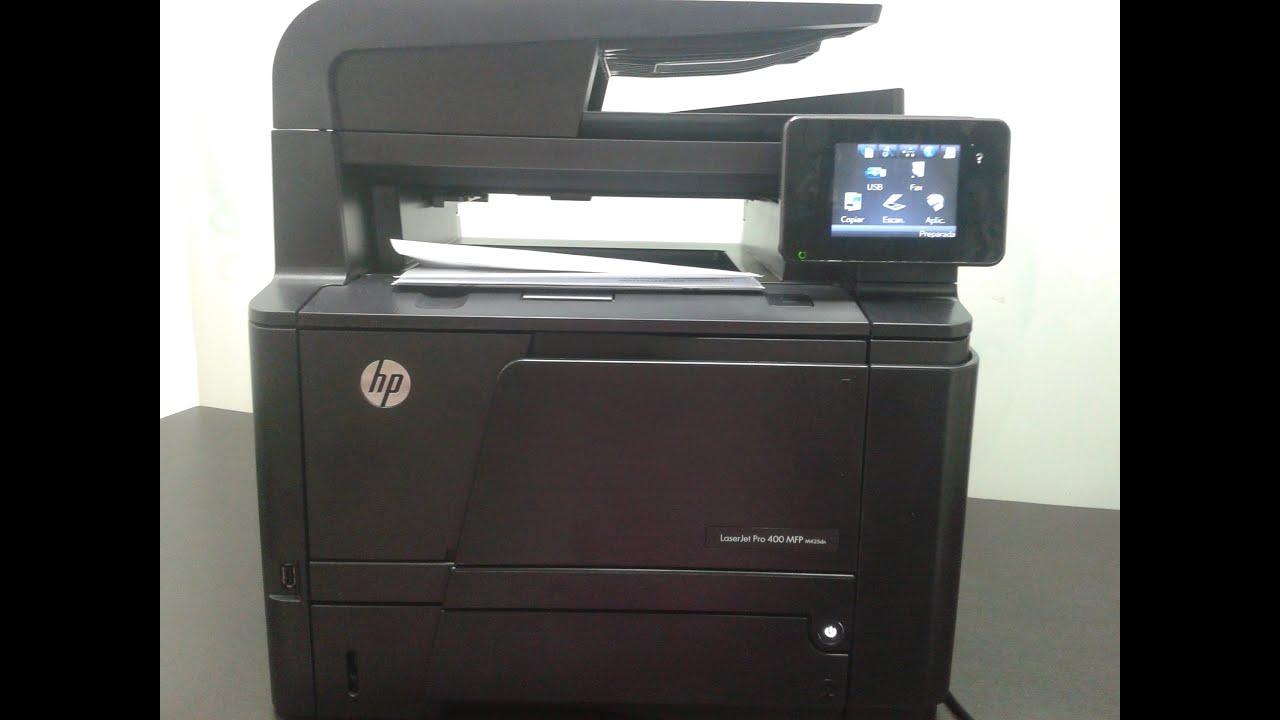como reparar impresora hp laserjet pro 400 mfp error 49 youtube. Black Bedroom Furniture Sets. Home Design Ideas