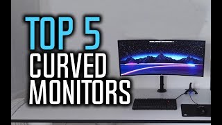 Best Curved Gaming Monitors in 2018 - Which Is The Best Curved Monitor?