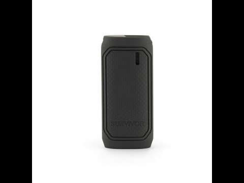 online store a6c0c 73c80 Griffin Technology Survivor™ Rugged Power Bank Battery Unboxing Review