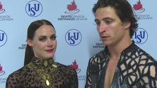 #ACI17 / ICA17: Tessa Virtue / Scott Moir (Short Dance)