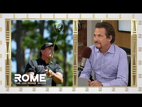 Phil Mickelson DENIES Knowledge of Admission Scandal   The Jim Rome Show
