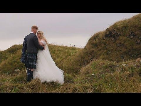 Shelby & Lewis | Wedding Film | Trump Turnberry | Scotland
